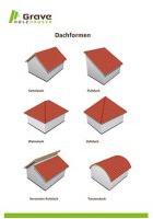 Dachformen und -eindeckungen