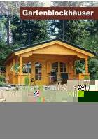 Garten-Blockhäuser