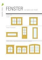 Fenster- und Türprogramm